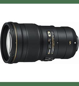 Nikon F AF-S 300mm f4E PF ED VR