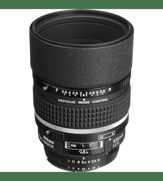 Nikon F DC 105mm f2.0D