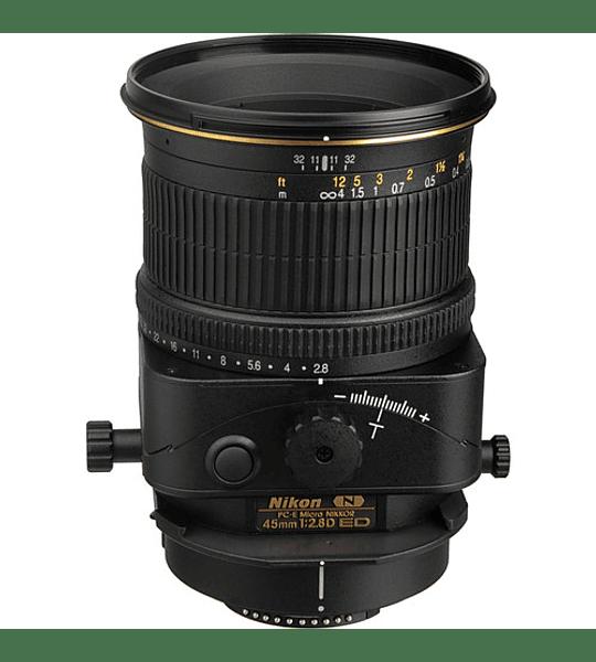 Nikon F PC-E 45mm f2.8D ED Tilt-Shift