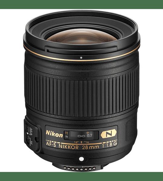 Nikon F AF-S 28mm f1.8G 🔸