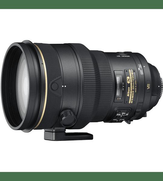 Nikon F AF-S 200mm f2.0G ED VRII