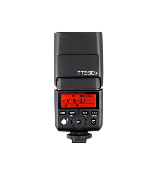 Flash Godox TT350  - TTL y HSS