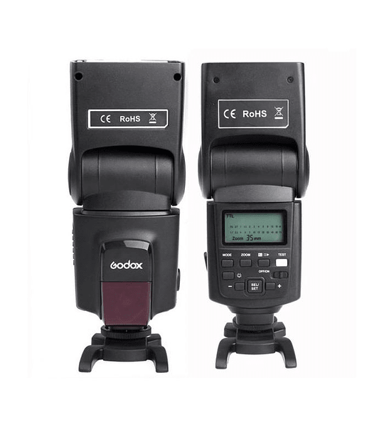 Flash Godox TT680  - TTL Y HSS