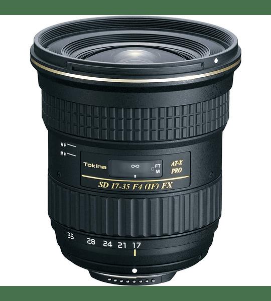 Tokina 17-35mm f/4 Pro FX