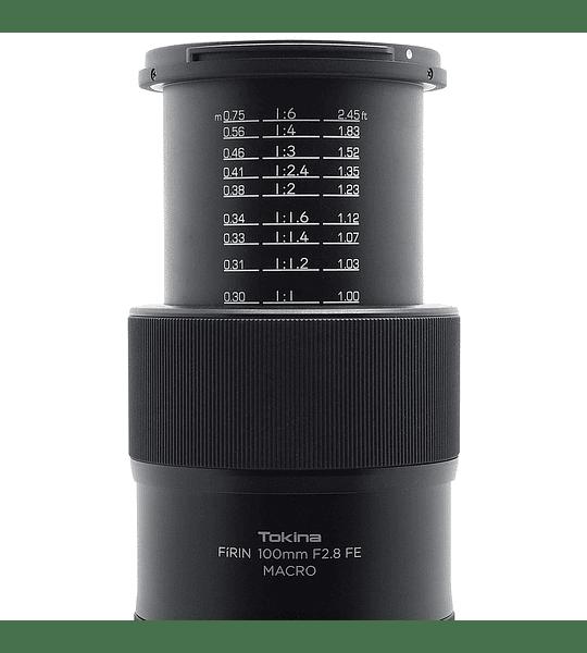 Tokina Firin 100mm f/2.8 FE Macro Para Sony E