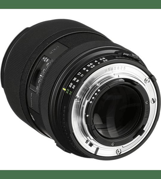 Tokina 100mm f/2.8 atx-i 100 FF Macro