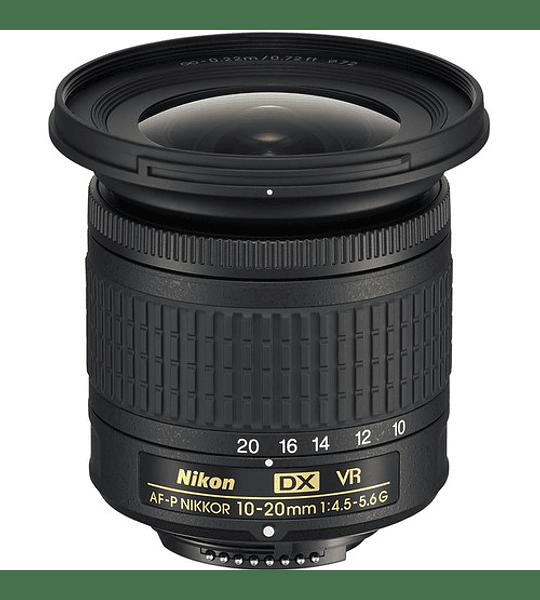 Nikon AF-P DX NIKKOR 10-20mm f/4.5-5.6G VR (R)
