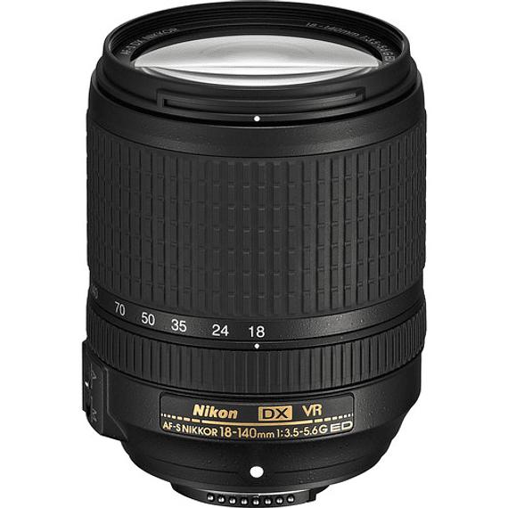 Nikon AF-S DX NIKKOR 18-140mm f/3.5-5.6G ED VR🔸