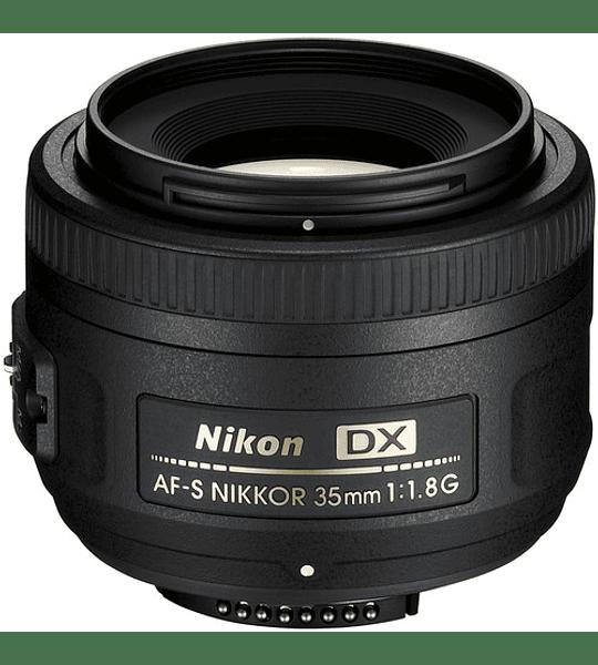 Nikon AF-S DX NIKKOR 35mm f/1.8G (R)