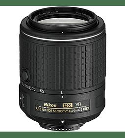 Nikon AF-S DX NIKKOR 55-200mm f/4-5.6G ED VR II (R)