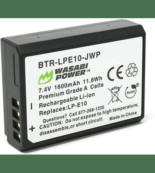 Wasabi KIT LP-E10 2B+C