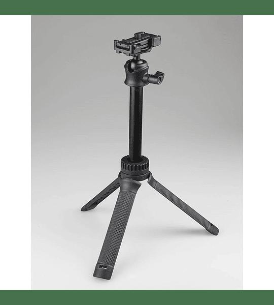 Minitripode Ckmova Multifuncion y Selfie