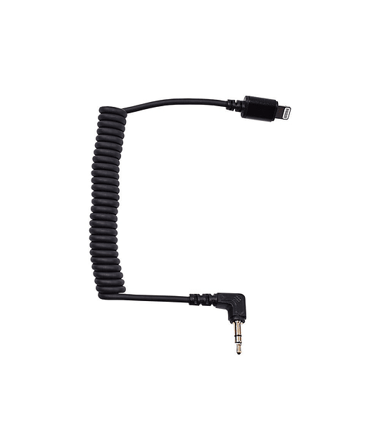 Cable Ckmova de 3,5mm TRS Macho a Lightning para Dispositivos Apple