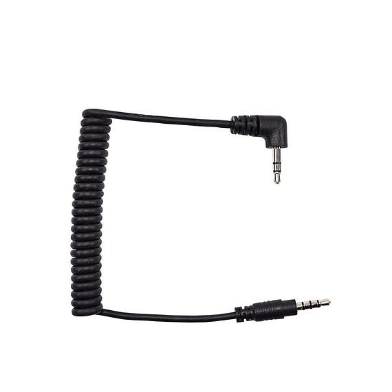 Cable Ckmova de 3,5mm TRS Macho a 3,5mm a TRRS Macho