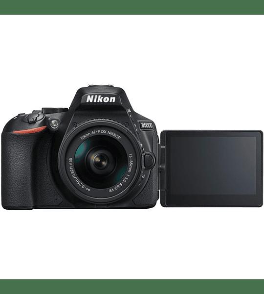 Nikon D5600 Kit AF-P 18-55 VR (r)