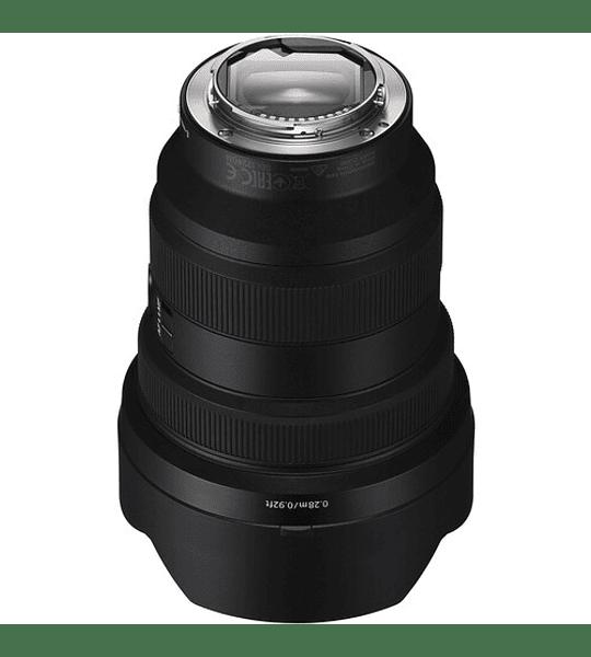 Sony GM 12-24mm f2.8 FE