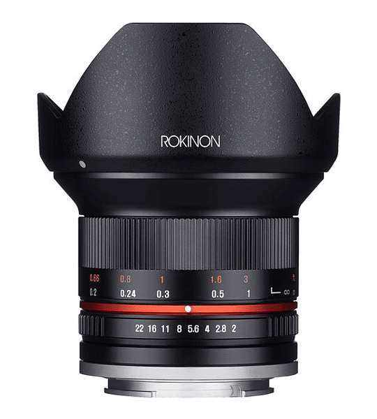 Rokinon MF 12mm f2.0