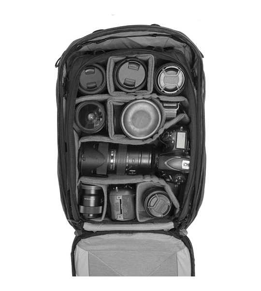Bolso Peak Design Camera Cube para Travel Backpack Large