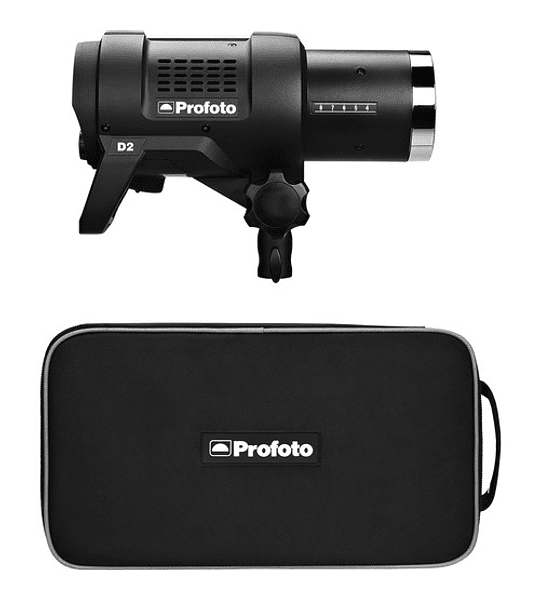 Profoto - D2 AIR TTL 500W. FLASH SOLO