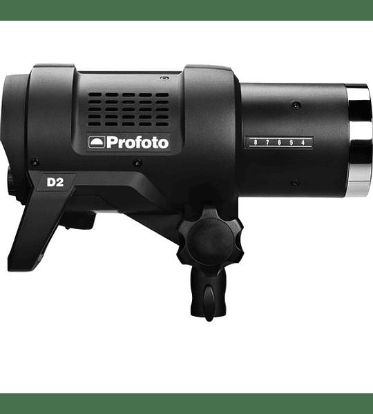 Profoto - D2 AIR TTL KIT DUO 1O00 / 1000 Ws.
