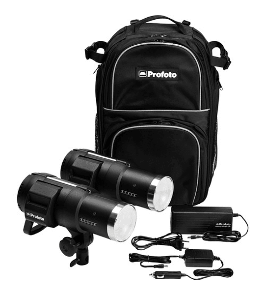 Profoto - B1X KIT LOCACION 500/500Ws AIR TTL