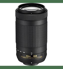 Nikon AF-P DX NIKKOR 70-300mm f/4.5-6.3G ED 🔸