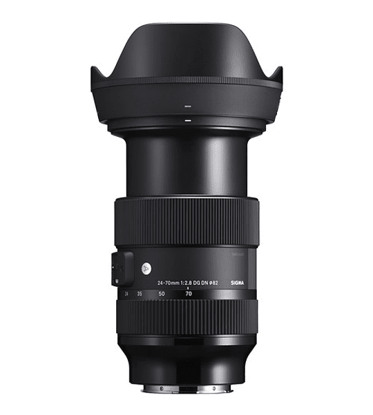 Sigma 24-70mm ART F2.8 DG DN para Mirrorless