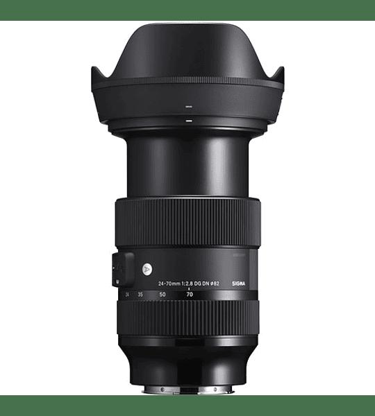 Sigma 24-70mm ART F2.8 DG DN para Mirrorless