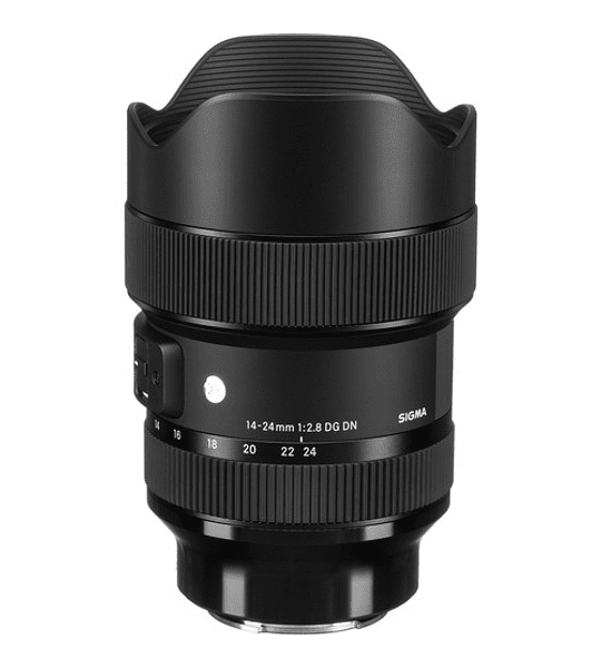 Sigma 14-24mm ART F2.8 DG DN para Mirrorless