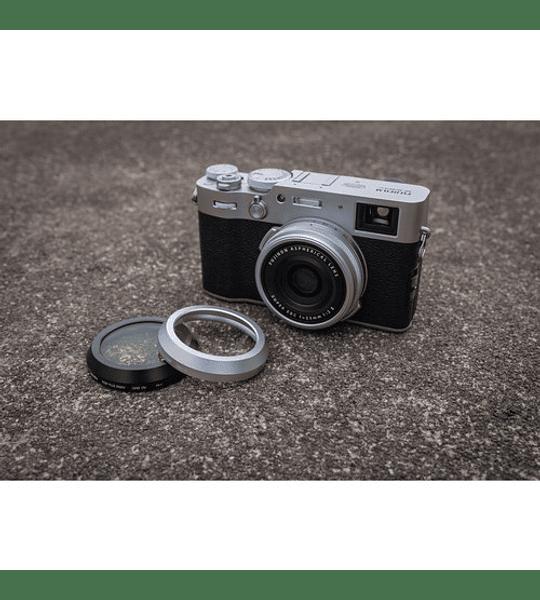 Filtro UV NiSi UHD para cámaras x100v de Fujifilm
