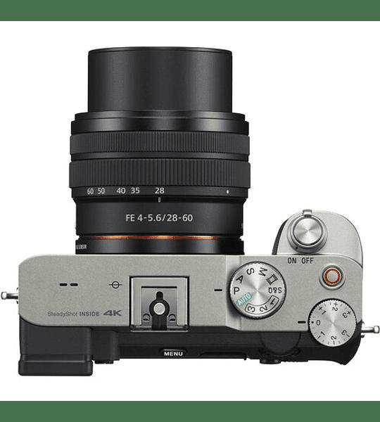 Sony a7c + FE 28-60mm f/4-5.6