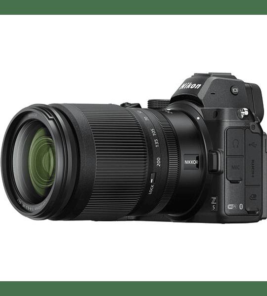 Nikon Z5 + 24-70mm f4 S