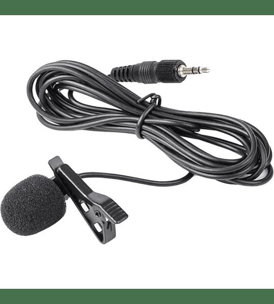 Micrófono inalámbrico Saramonic 2,4 G para Cámaras/iPhone/USB-C BLINK 500