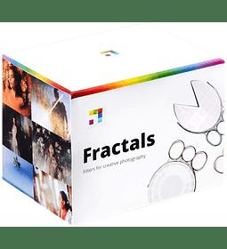 Fractal Filters - Filtros prismáticos para cámara (3 unidades)