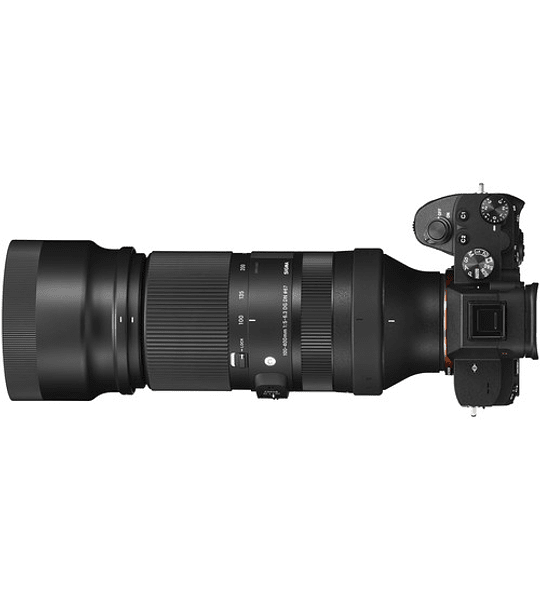 Sigma 100-400mm f/5-6.3 DG DN OS Contemporary para Sony E