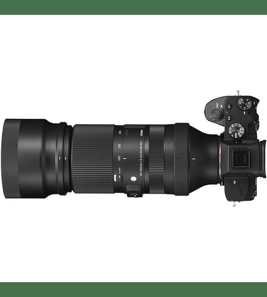 Sigma 100-400mm f/5-6.3 DG DN OS Contemporary para Sony E