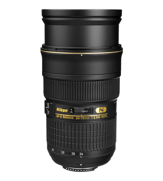 Nikon F AF-S 24-70 f2.8E ED 🔸