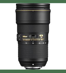 Nikon F AF-S 24-70 f2.8 ED VR 🔸