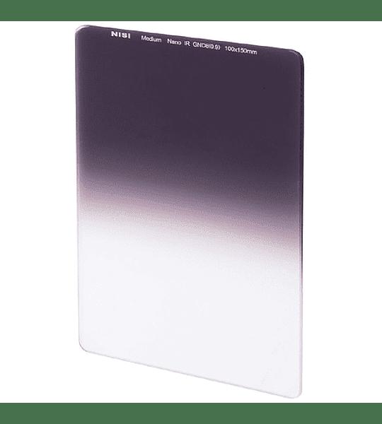 Filtro PRO Nano Medium IR GND8 (0,9) 3 pasos 100mm