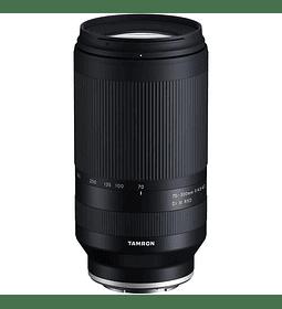 Tamron 70-300mm f/4.5-6.3 Di III RXD para Sony FE