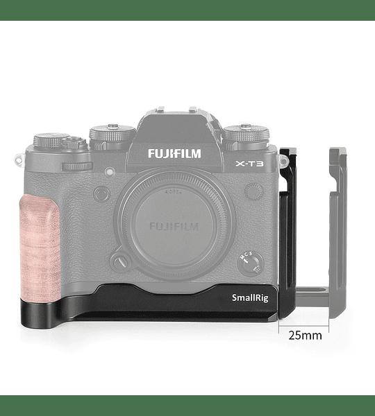 SmallRig L-Plate para Fujifilm X-T3 y X-T2