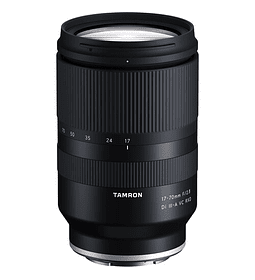 Tamron 17-70mm f/2.8 Di III-A VC RXD para Sony E
