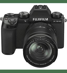 Fujifilm X-S10 + XF 18-55mm f2.8-4 R LM OIS Black