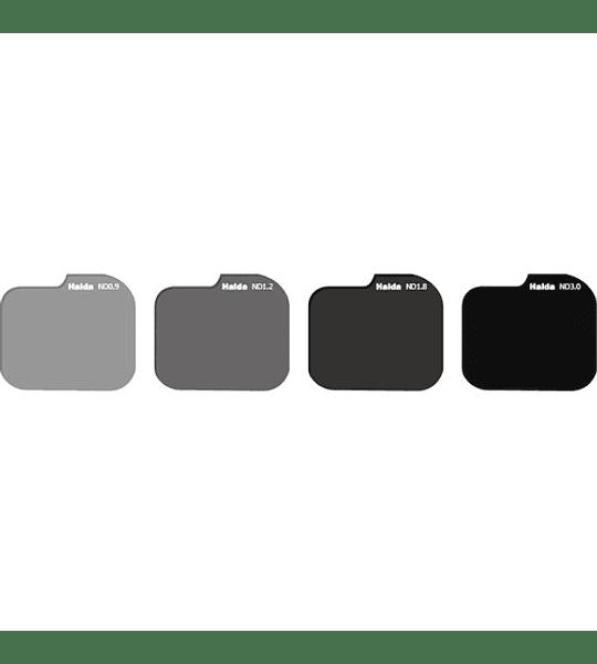 Kit de filtro ND de lente trasera Haida para lentes de arte Sigma 14-24mm f/2.8 DG DN para cámaras Sony E y otros.