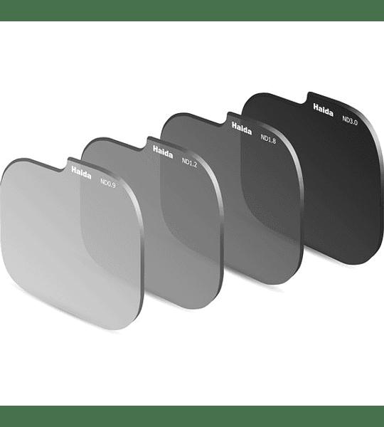 Kit de filtro ND de lente trasera Haida para lentes de arte Sigma 14-24mm f/2.8 DG DN para cámaras Sony E