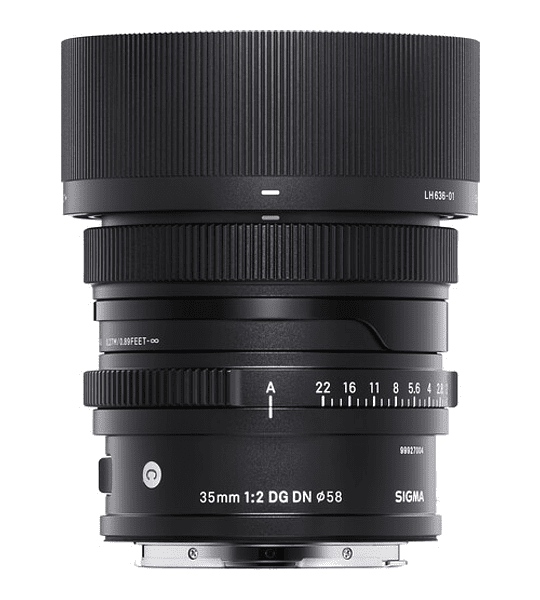 Sigma 35mm f/2 DG DN Contemporary para Mirrorless