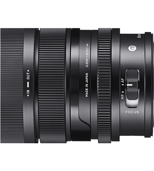 Sigma 35mm f/2 DG DN Contemporary para Mirrorless
