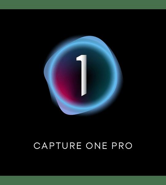 Capture One PRO 21 - Licencia permanente