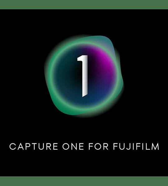 Capture One 21 for FUJI -  Licencia permanente