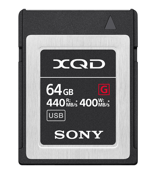 Sony QXD Series G